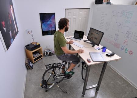 The Kickstand Desk Kickstand Furniture LTD