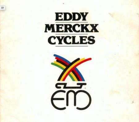 Eddy Merckx Vintage Road Bikes